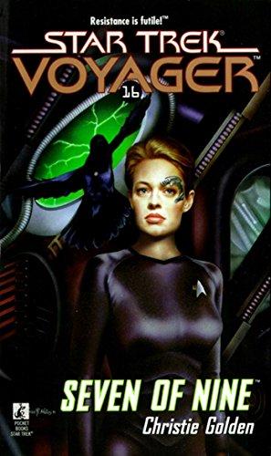 Seven of Nine (Star Trek: Voyager Book 16) (English Edition)