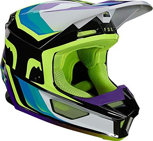 Fox V1 Tro Helmet Aqua L