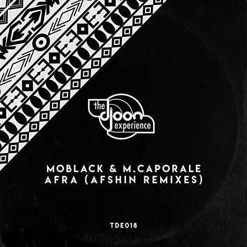 Moblack & M. Caporale