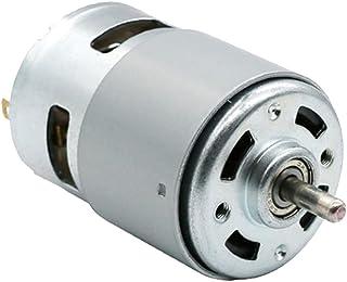 合金製 12V 100W 12000RPM  775 モーター ハイスピード 大トルク 単一ボール 軸受 軸径5mm