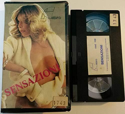 SENSAZIONI - GF DISTRIBUZIONE (INEDITO IN DVD)