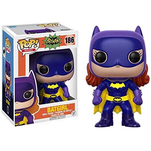 Funko- Pop Vinile Batman 66 Batgirl, 13632