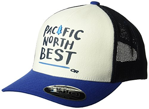 Outdoor Research Pacific North Best Trucker Cap, Baltic, 1size