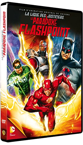 La Ligue des justiciers - Le paradoxe Flashpoint - DVD - DC COMICS