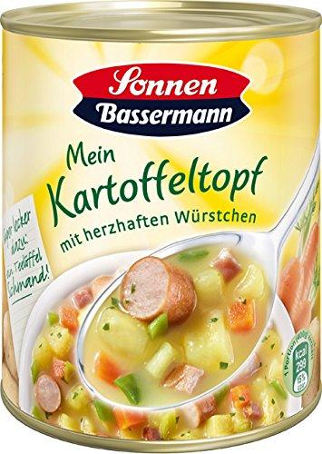 Sonnen Bassermann Kartoffel-Eintopf , 3er Pack (3 x 800 g Dose)