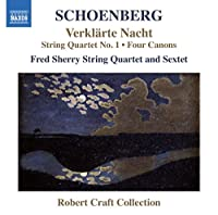 Verklarte Nacht/String Quartet No. 1/Four Canons