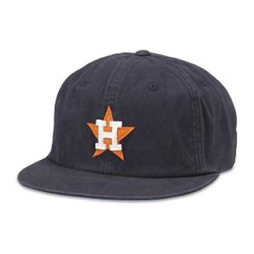 1c28ba91835d1 MLB American Needle Basic Retro Baseball Cotton Twill Adjustable Snapback  Hat