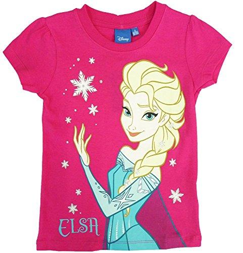 Die Eiskönigin T-Shirt ELSA (98/104, pink)