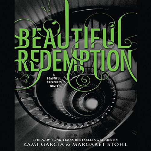Beautiful Redemption audiobook cover art