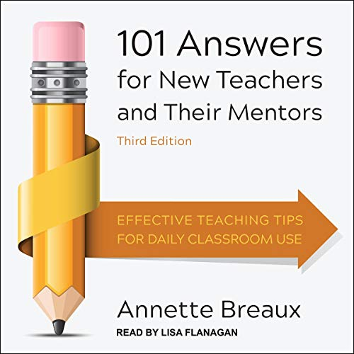 101 Answers for New Teachers and Their Mentors Titelbild