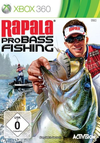 Rapala Pro Bass Fishing 2010 - [Edizione: Germania]