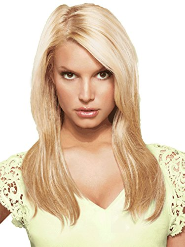 22' Straight Clip-In Hair Extensions by Jessica Simpson hairdo - R33