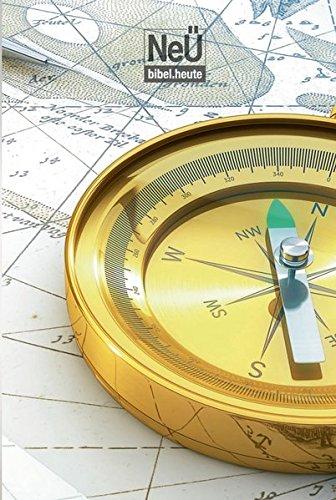 NeÜ bibel.heute: Standardausgabe. Motiv Kompass