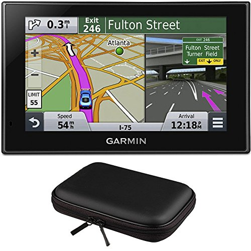 Buy Discount Garmin nuvi 2689LMT Case Bundle Includes: nuvi 2689LMT Advanced Series 6 Display GPS N...