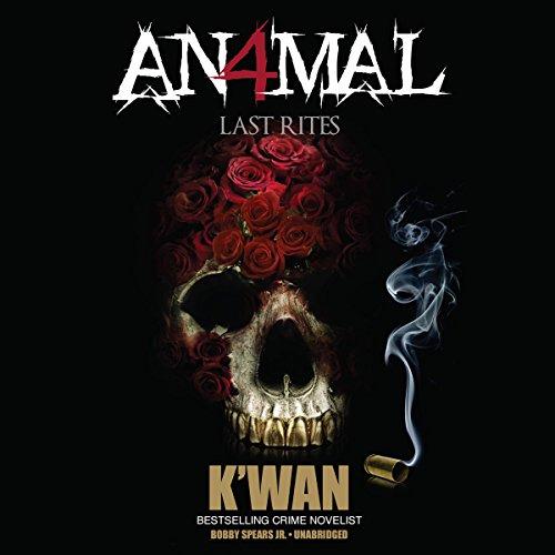 Animal 4 cover art