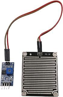 gazechimp 2Set Raindrops Sensor Modue Rain Module Weather Module Humidity Module