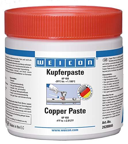 Weicon Kupferpaste 450 g KP 450 26200045