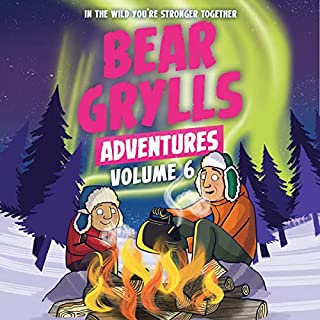 Bear Grylls Adventures Volume 6: Arctic Challenge & Sailing Challenge cover art