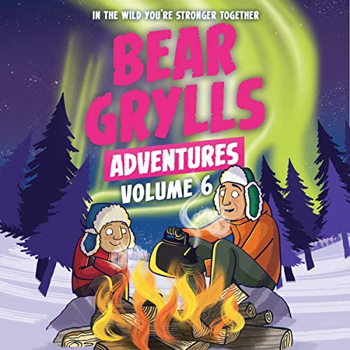 Bear Grylls Adventures Volume 6: Arctic Challenge & Sailing Challenge                   By:                                                                                                                                 Bear Grylls                               Narrated by:                                                                                                                                 Joe Jameson                      Length: 2 hrs and 27 mins     2 ratings     Overall 5.0