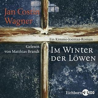 Im Winter der Löwen                   Autor:                                                                                                                                 Jan Costin Wagner                               Sprecher:                                                                                                                                 Matthias Brandt                      Spieldauer: 6 Std. und 31 Min.     53 Bewertungen     Gesamt 3,7