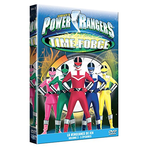Power rangers time force, vol. 2