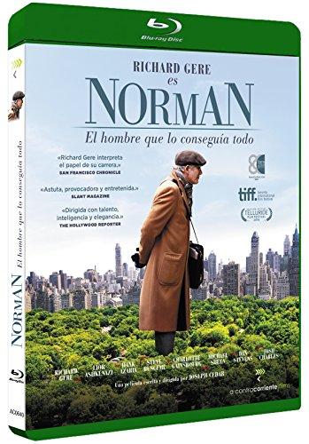Norman, el hombre que lo conseguía todo [Blu-ray]