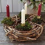 Gartenzaubereien Kerzenhalter...