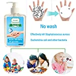 300ML Wash-Free Refreshing Hand Sanitizer Gel, Multipurpose Hand Soap Gel to 24-Hour Protection for Adults & Kids Kills 99.99% of Germs, Soft and Non-irritating 12 <p>❤️ PROTECT AGAINST BACTERIA: The hand cleaner is an Non-irritating Refreshing Hand Gel Hand Sanitizer that kills dirty stuff on contact! This clearner formula stops the spread of dirty stuff to keep your family safe. Safe for babies. ❤️ MOISTURIZING HAND CLEANER: Soft and non-irritating, does not harm the skin, has a water retention and hydration function ❤️ FOR THE FAMILY: Pass on the Dial heritage to the hands you care about most. Formulated to be gentle on skin, even on the smallest hands. ❤️ KILLS 99% OF DIRTY STUFF: Kills 99.99% of Bacteria* (*Bacteria encountered in household settings).This hand sanitizer is the perfect solution for hand hygiene at home, the office, medical facilities or while you travel. It stops the transition of dirty stuff and cleanses your skin. ❤️❤️ We truly want you to be happy with our items and our professional customer service will do whatever it takes to ensure your satisfaction. If you are not fully happy with the Sunshinehomely products, please feel free to contact us, Our customer representatives will respond you within 24 hours.</p>