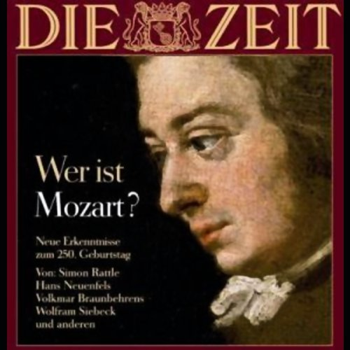Mozart (ZEIT Geschichte) Titelbild