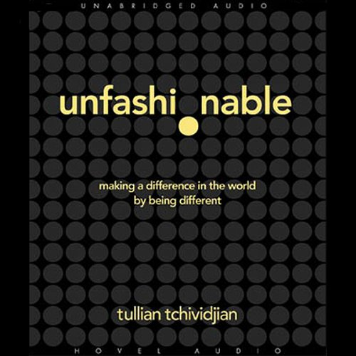 Unfashionable cover art