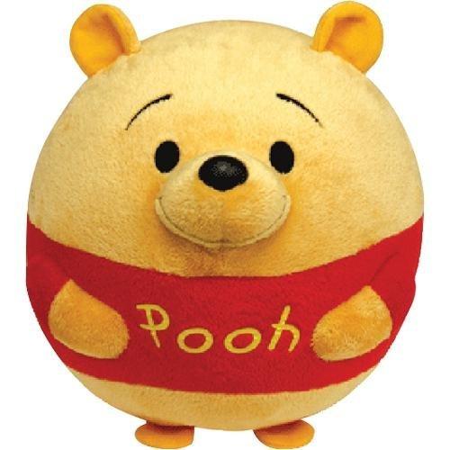 Ty - Disney - Plüsch Ty BallZ Winnie The Pooh 33 cm.