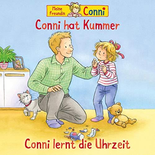 Conni hat Kummer / Conni lernt die Uhrzeit Titelbild