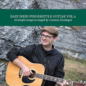 Easy Irish Fingerstyle Guitar, Vol. 2