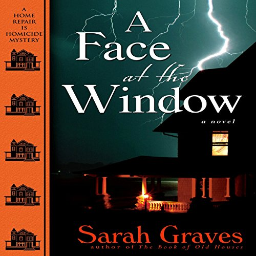 A Face at the Window audiobook cover art