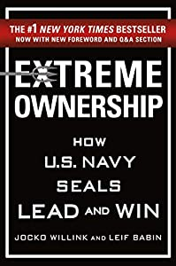 Extreme Ownership Series 1巻 表紙画像