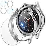 [2+2Pack] Tensea for Samsung Galaxy Watch 4 Classic...