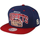 Mitchell & Ness Gorras Cleveland Cavaliers Team Arch Navy/Red Snapback