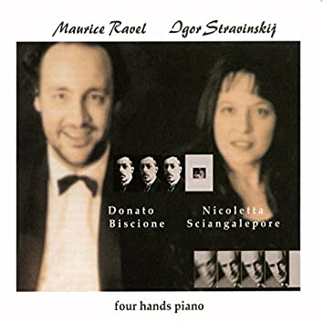 Ravel & Stravinsky: Four Hands Piano