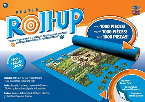 Obras maestras Puzzle Roll-Up 76