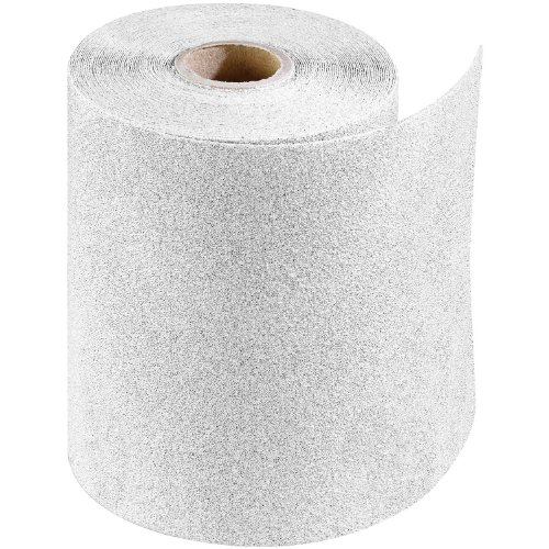 PORTER-CABLE Sandpaper Roll, Adhesive-Backed, 4 1/2-Inch X 10-Yard, 80-Grit (740000801)