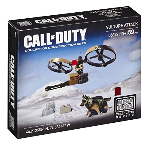 Mega Bloks 6872 - Call of Duty - Light Armored Vehicle