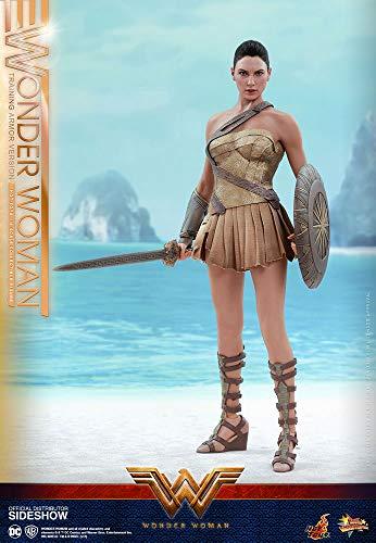 1//6 Gal Gadot HEAD SCULPT FOR Wonder Woman pour PHICEN Hot Toys figure féminine USA