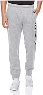 Champion-212080-Rib Cuff Pants For Men - Grey L