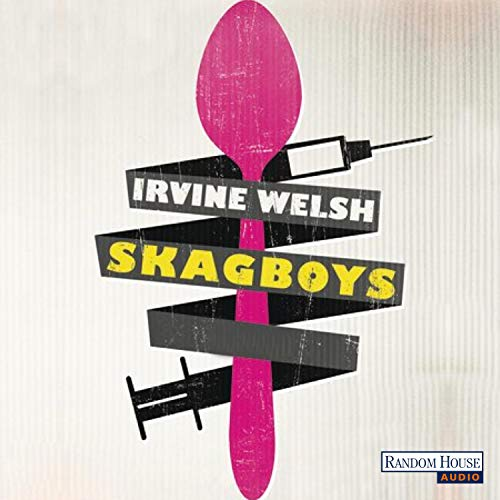 Skagboys audiobook cover art