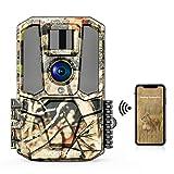 WiFi Trail Camera 30MP 1440P HD 2.0