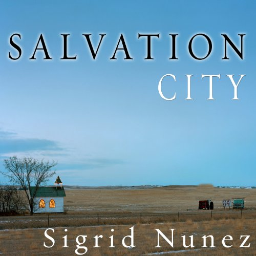 Salvation City audiobook cover art