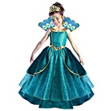 BARBACADO Déguisement Princesse Yara, déguisement Fille Yara, Costume Enfant Yara, panoplie Yara,...