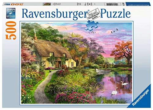 Ravensburger Puzzle 15041 Landliebe 15041-Landliebe-500 Teile, Mehrfarbig