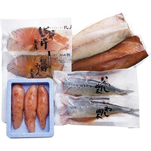 魚匠庵 博多海の幸セット 7577 【詰め合わせ つめあわせ からしめんたいこ 日本産 国産 海産物 海の幸 お取り寄せ グルメ おいしい 美味しい うまい 産地直送】