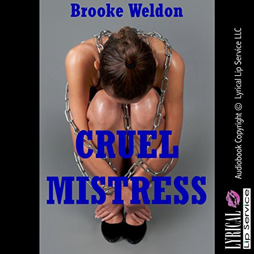 Cruel Mistress audiobook cover art